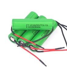 VariCore VTC6 3.7V 3000mAh 18650 Li-ion Battery 20A Discharge VC18650VTC6 Tools e-cigarette batteries+DIY cable 6pcs lot varicore vtc6 3 7v 3000mah 18650 li ion battery 20a discharge vc18650vtc6 tools e cigarette batteries diy line
