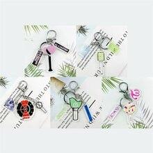 Online Shop imixlot Kpop Keychain BLACKPINK TWICE GOT7 NCT