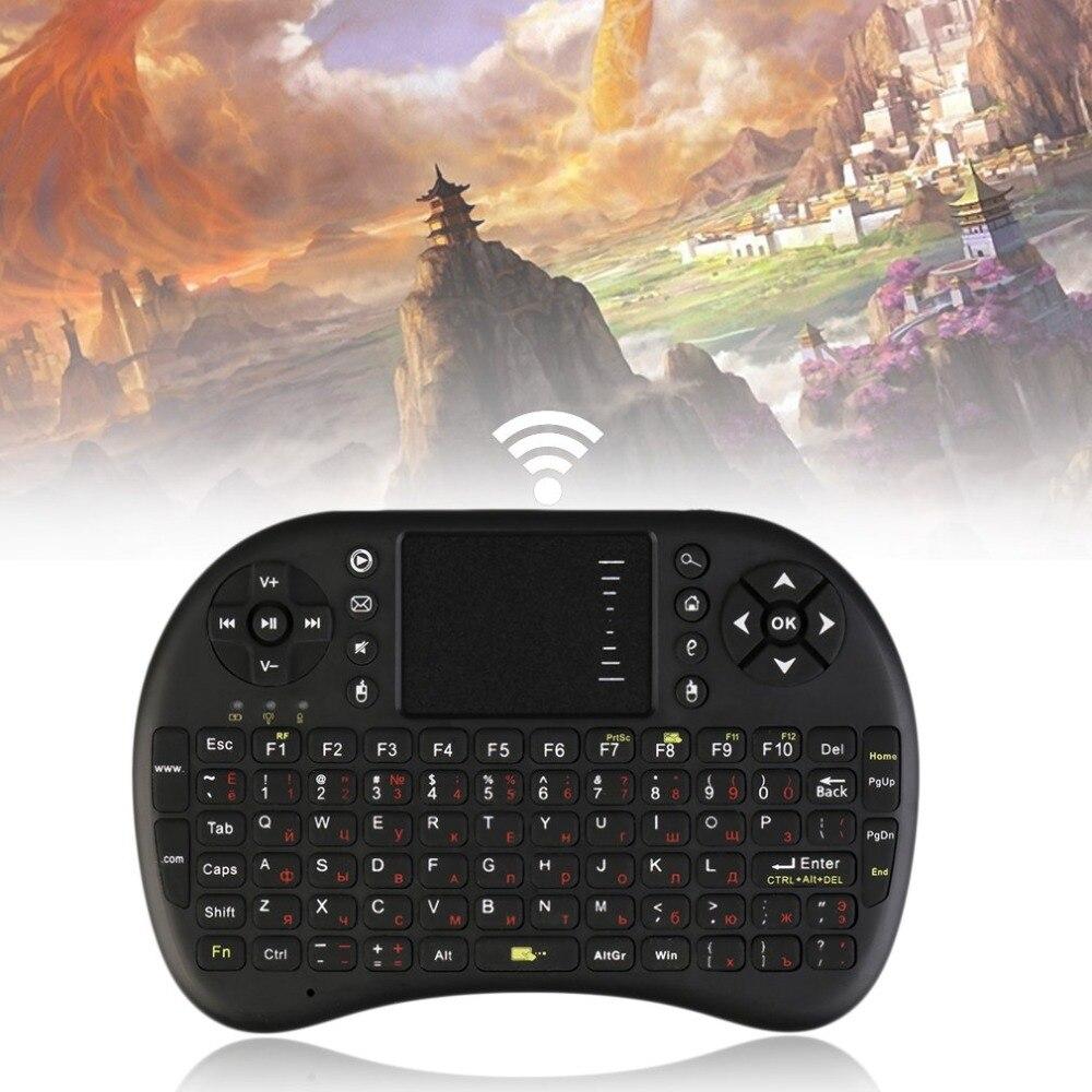 2 4ghz wireless keyboard for android tv box pc laptop 92 keys dpi adjustable wireless keyboard. Black Bedroom Furniture Sets. Home Design Ideas