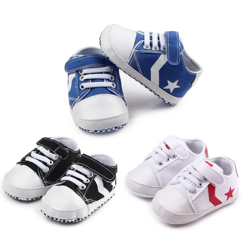 Aliexpress.com : Buy Fashion Infant Anti slip Canvas First