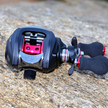 High Speed Baitcasting Reel 5+1 BB Top Quality Drag Power 4.5KG Right/Left Handed Fishing Reel