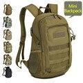 MOLLE Militar Exterior Tácticas mochila estudiantes bolsa de hombro mochilas escolares Hombres mochila de nylon resistente al agua de alta calidad pequeñas mochilas