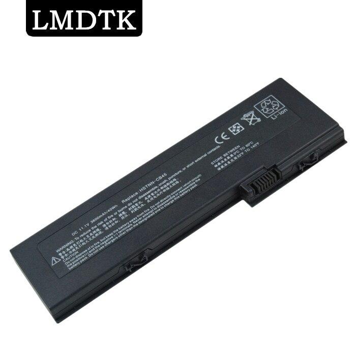 LMDTK nouvelle batterie d'ordinateur portable 6 cellules pour Compaq 2710 2710 P Elitebook 2740 p série HSTNN-CB45 HSTNN-OB45 HSTNN-W26C livraison gratuite