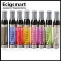 EGO T2 Clearomizer T2 Atomizador Atomizadores Colorido E Cig Tanques para eGo E Cigs CE4 Cigarrillo Electrónico eGo Batería Evod batería