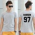 Dinah Jane Hansen Camisa Quinto Harmonia Camisa unisex T Shirt de algodão T-Shirt Tshirt da Camisa