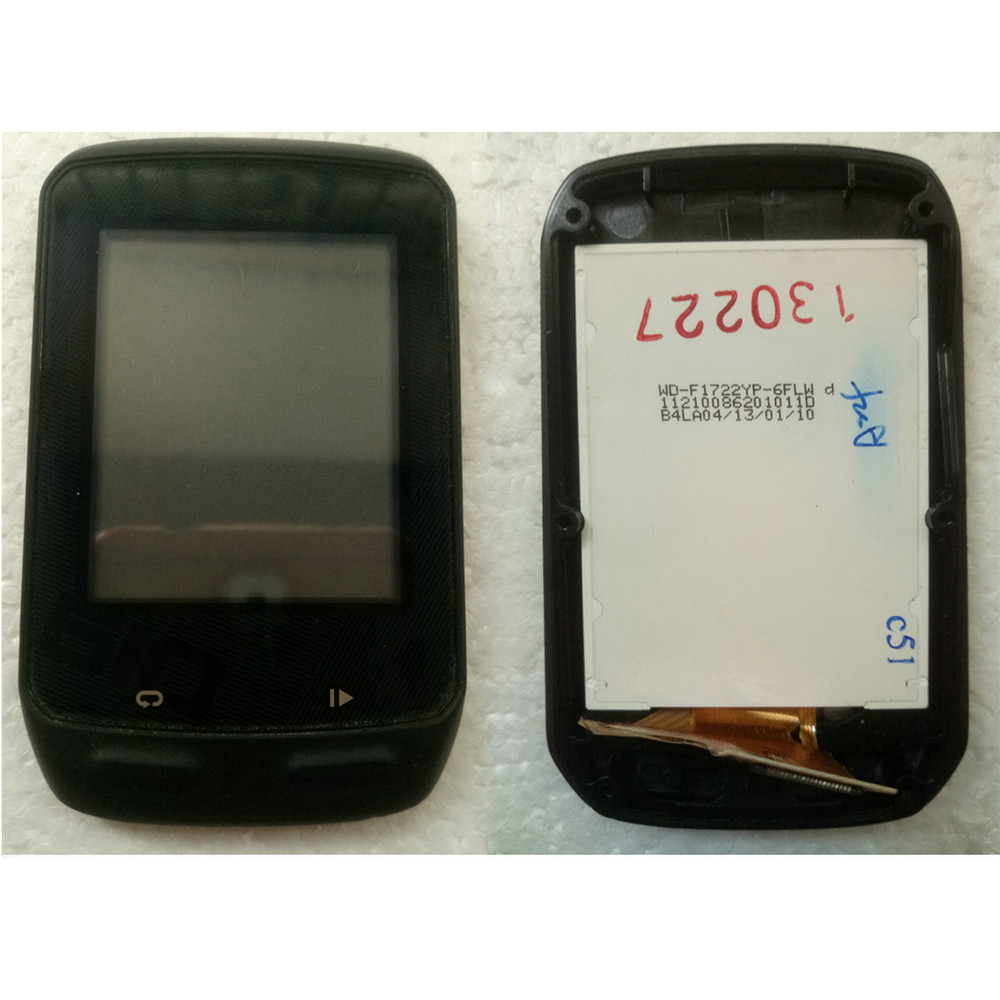 LCD Display Screen Digitizer Assembly For Garmin Edge 510 2 6 Bicycle GPS Navigation Lcd Touch