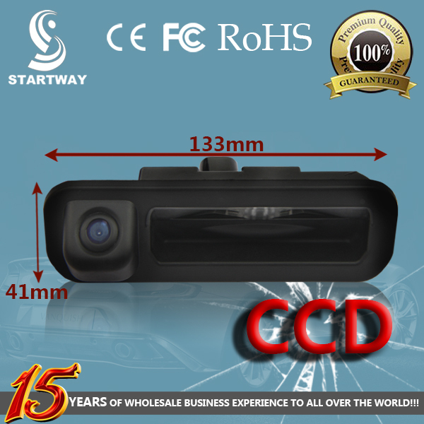 Car Rear View Camera with Night Vision Waterproof For FORD FOCUS 3 , Kuga Mondeo, Focus Mk3 2011 2012 2013 2014 wireless car ccd reverse rear view camera for ford mondeo fiesta focus s max kuga