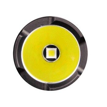 NITECORE P10GT CREE XP-L Ã�イ V3 NL1835 LED 900 Ã�ーメンの Led Ƈ�中電灯 3500 Ã�ッテリー