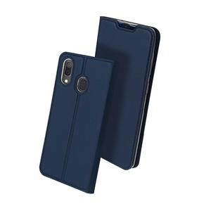 Image 2 - DUX DUCIS Flip Leather Case For Samsung Galaxy A30 A50 A40 Wallet Book Cover for Samsung A30 A50 A70 A20 A20e A10 A10S A40 2019