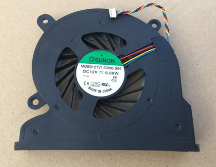 New 100% cooling fan for Acer Aspire 5600U A5600U-UB308 MGB0121V1-C000-S99 4pin 12 V 6.08 W