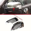 ABS Chrome Side Mirror Ajuste de La Cubierta Para Ford Ranger 2016 2017