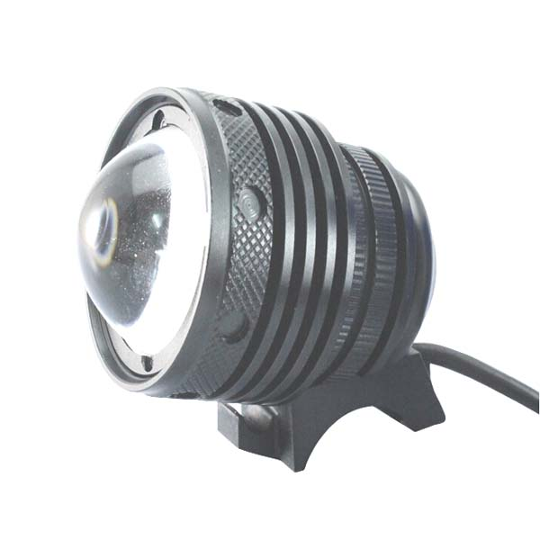 UniqueFire 1xCREE XML U2 1200 Lumens 3-Mode Zooming LED Bicycle Light+1x8.4V 4400mAh Battery Pack+1xCharger