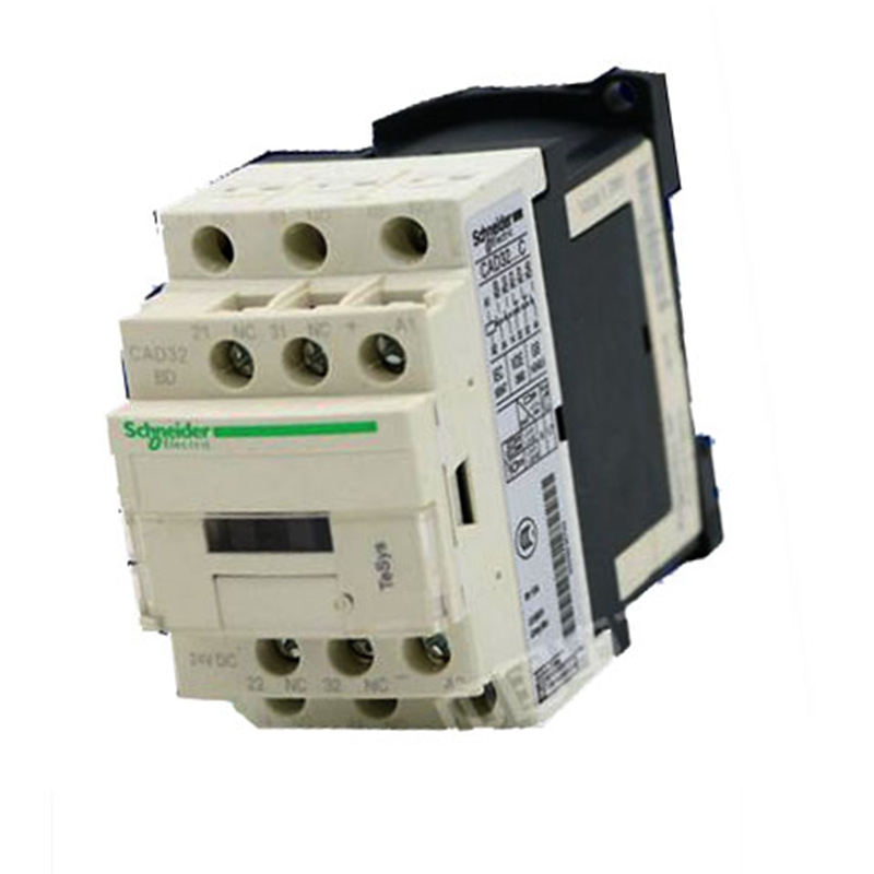 New CAD32BDC DC24V TeSys D series Contactor Control Relay 3NO+2NC free shipping ls5000 sp5000 for original projector lamp genuine oem