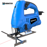 Lanxstar Multifunctional Laser Jig Saw Household High Power Woodworking Electric Pocket Saw Electric Chain Saw 10/20PCS Blade