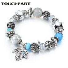 Женский браслет из нержавеющей стали toucheart sbr180014