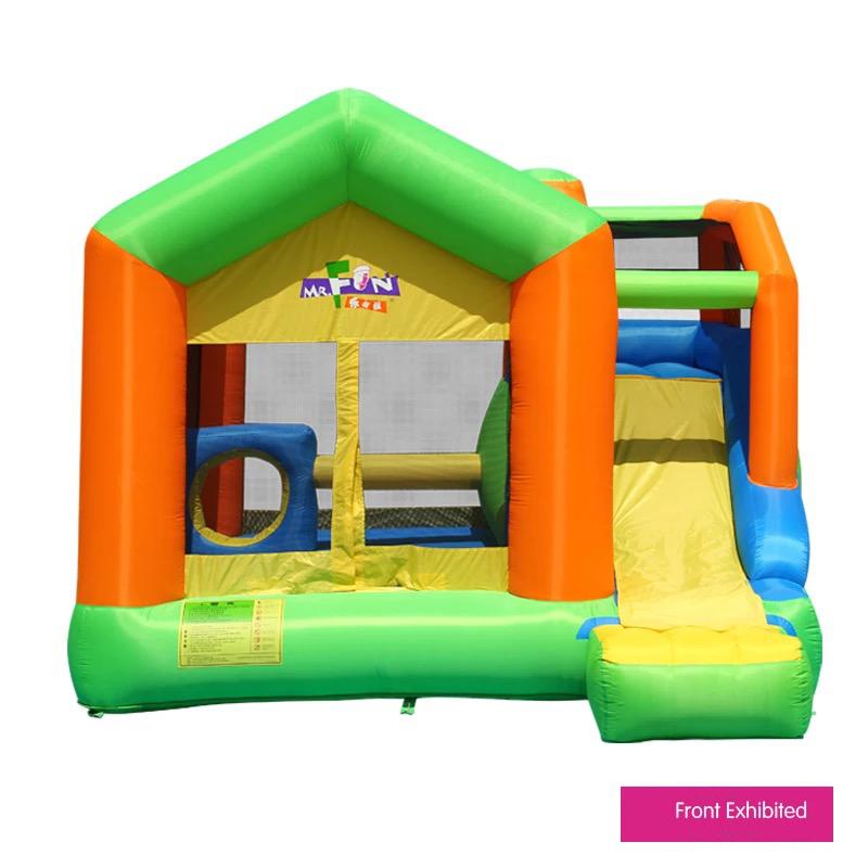 HTB1sQD1PFXXXXaIXXXXq6xXFXXXk - Mr. Fun Inflatable Trampoline Bounce House with Slide with Blower