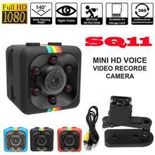 SQ11 Sports HD DV Camera cam 1080P Sensor Night Vision Camcorder Micro video Camera DVR DV Motion Recorder Camcorder PK SQ8