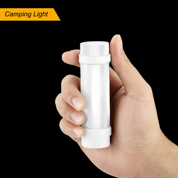 jujingyang led camping light rechargeable tent camping light emergency work light Mini Portable Magnetic Camping Light USB Rechargeable SOS LED Tent Light Working Lamp Emergency Home Light Stick Camping Lantern