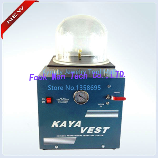 Hot Sale KAYA VEST Jewelry Casting Machine Mini Casting Machine