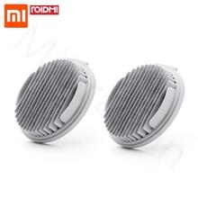 Новый 2 шт. Xiaomi Mijia ROIDMI фильтр для ручной пылесос F8 запасных Запчасти моющиеся неоднократно Применение приложение напомнить замену
