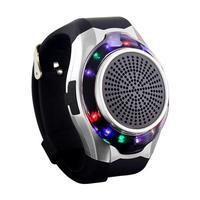 Спортивные Беспроводные устройства U3 Смарт часы Bluetooth Динамик часы Беспроводной стерео сабвуфер громкой связи для смартфонов