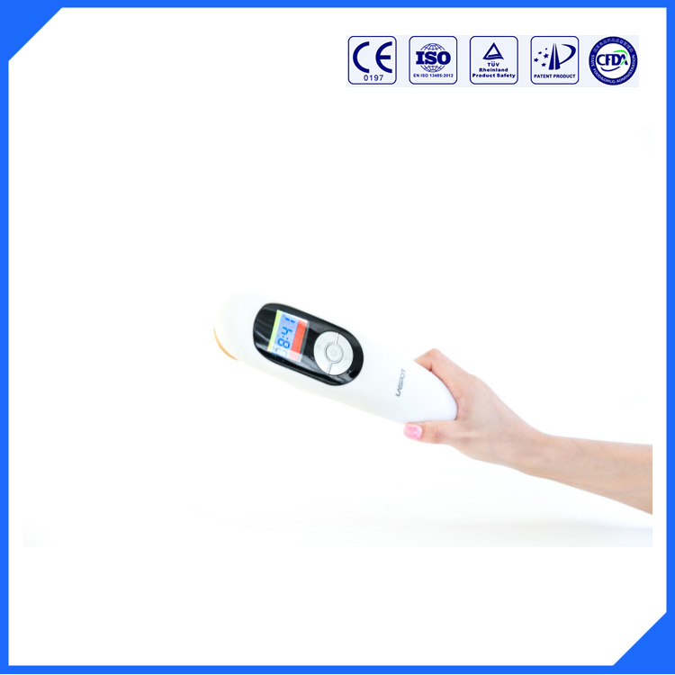LASPOT cold laser 808nm rheumatoid arthritis inflammation for pain treatment new techniques for early diagnosis of rheumatoid arthritis