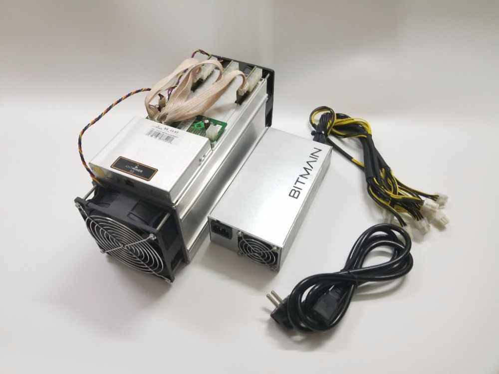Используется BITMIAN S9 13TH/S с APW3 1600 W Asic Биткойн BTC шахтер AntMiner S9 16nm Btc шахтер экономичный чем WhatsMiner M3 M3X