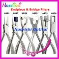 Envío gratis gafas alta calidad contera y el puente de los alicates AB21 AB23 AB28 AB29 AB36 AB59