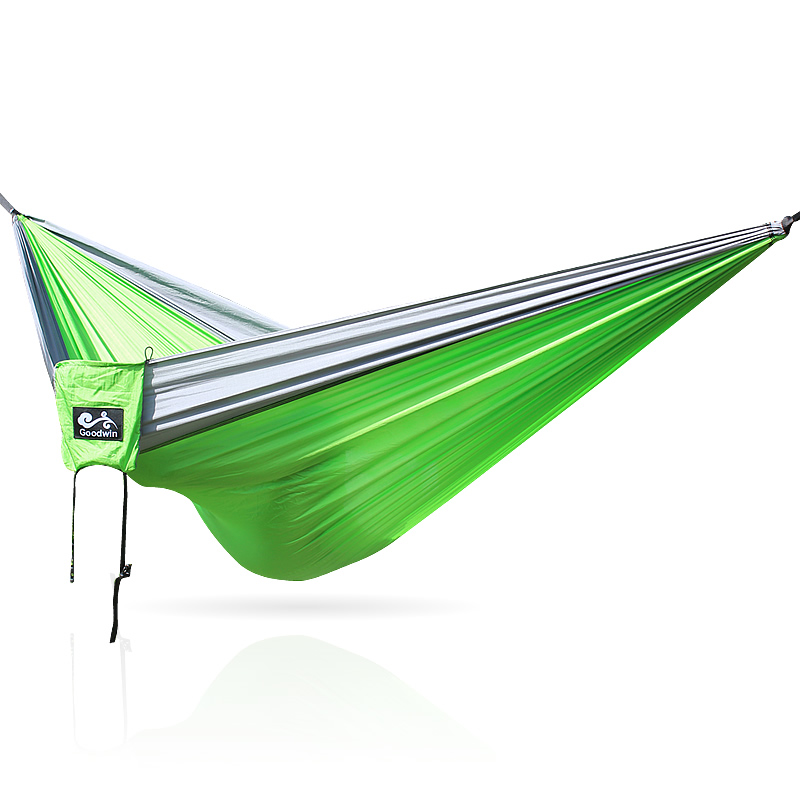 Outdoor Swing Hammock Hanging Swing Hanging Chair 2 people portable parachute hammock outdoor survival camping hammocks garden leisure travel double hanging swing 2 6m 1 4m 3m 2m