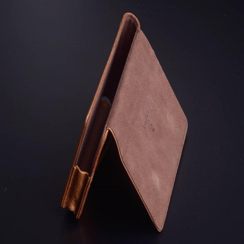 Pierre Cardin Pour Xiao mi mi 9 mi 8 Cas Véritable Ceinture en cuir Clip Case Couverture Pour Xiao mi mi 8 mi 9 Téléphone Sac Anti automne - 5