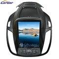 """10.4 """"Vertical Enorme Tela 1024*768 Android Carro DVD GPS de Navegação Rádio Player para Ford Kuga 2013 2014 2015 RAM 2 GB Quad núcleo"""