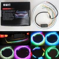 Newest 47 6inch LED Strip For Car 5050 LED Tailgate Trunk Turn Signal Light Bar Strip