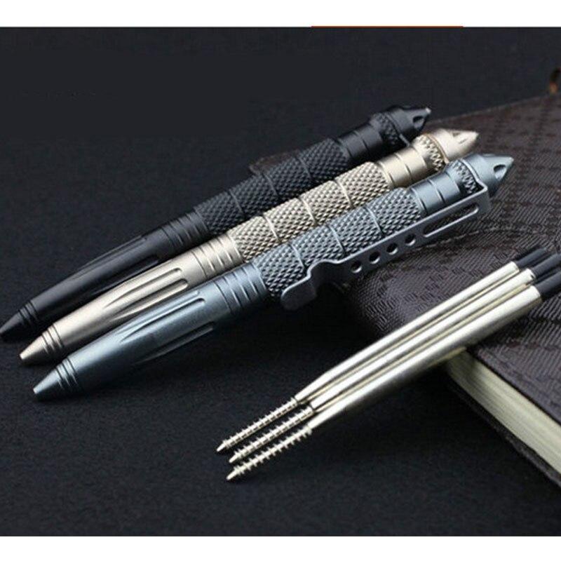 SHENGMEIYU Practical Tactical Pens EDC Aluminum Glass