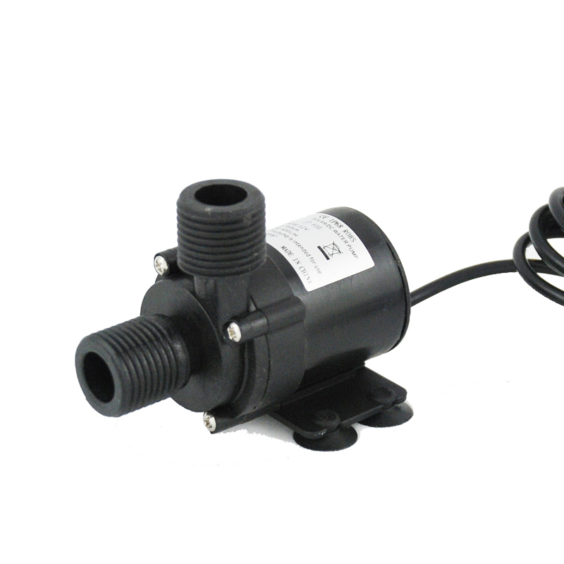 DC 12V Brushless Micro Circulation Pump CPU Cooling Pump dc 12v 1a powerful micro brushless magnetic amphibious appliance water pump