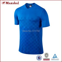 Custom Soccer Jersey tops,Fit Sport Shirt Fitness Gym, Short-sleeveTop quality Adult V-neck custom personalized team logo number