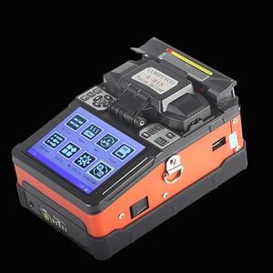 Image 1 - A 81S pomarańczowy połączenie światłowodowe urządzenie do zgrzewania sklejania światłowodów