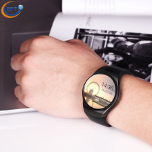GFT kw18 smart uhr NFC sim smartwatch als smart telefon mit pulsmesser männer MTK2502C Smart elektronik