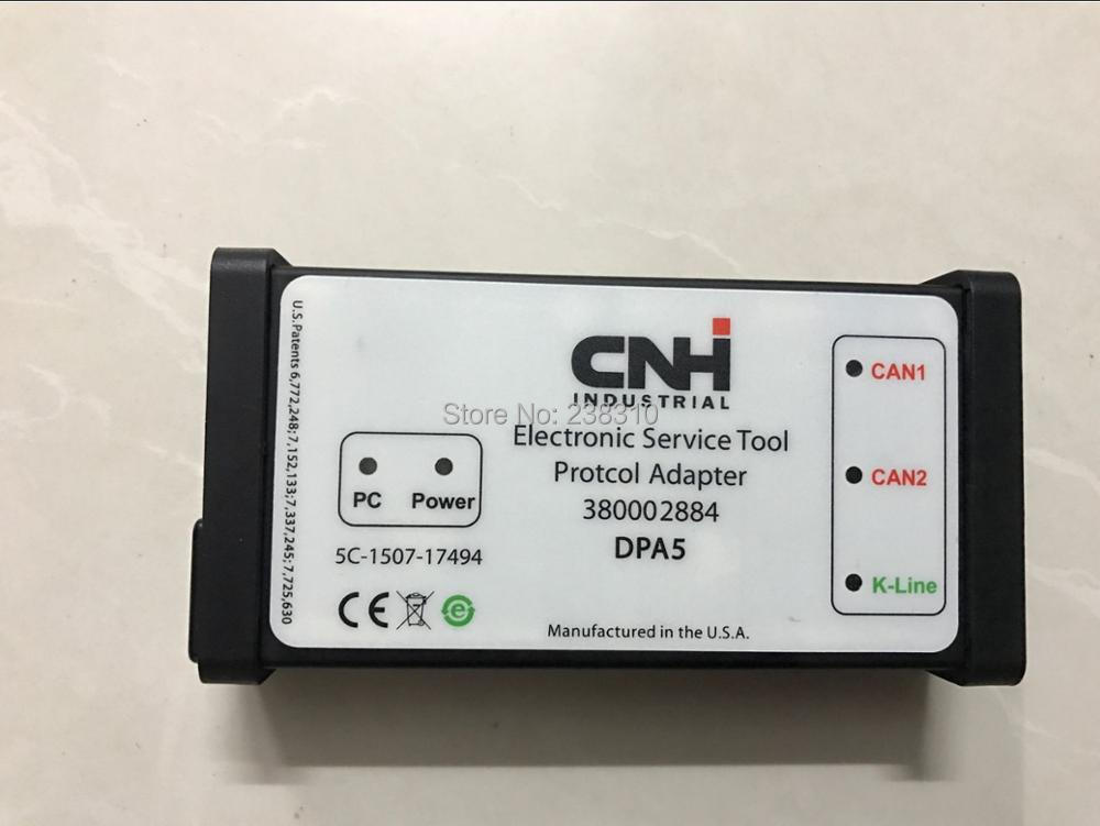 5003dda8c9f8 US $400.0 |New Holland Electronic Service Tools(CNH EST 9.0 engineering  Level) +Diagnostic Procedures +Write CNH DPA5 kit diagnostic tool-in  Software ...