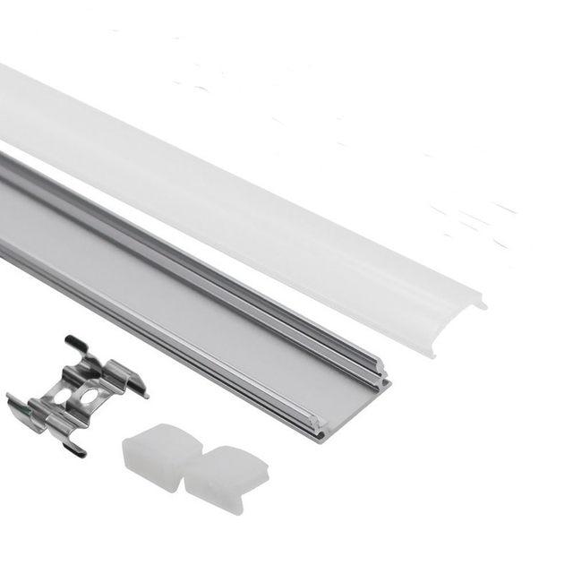 Online Shop 100 cm aluminium led strip 12 V Onder kast verlichting ...