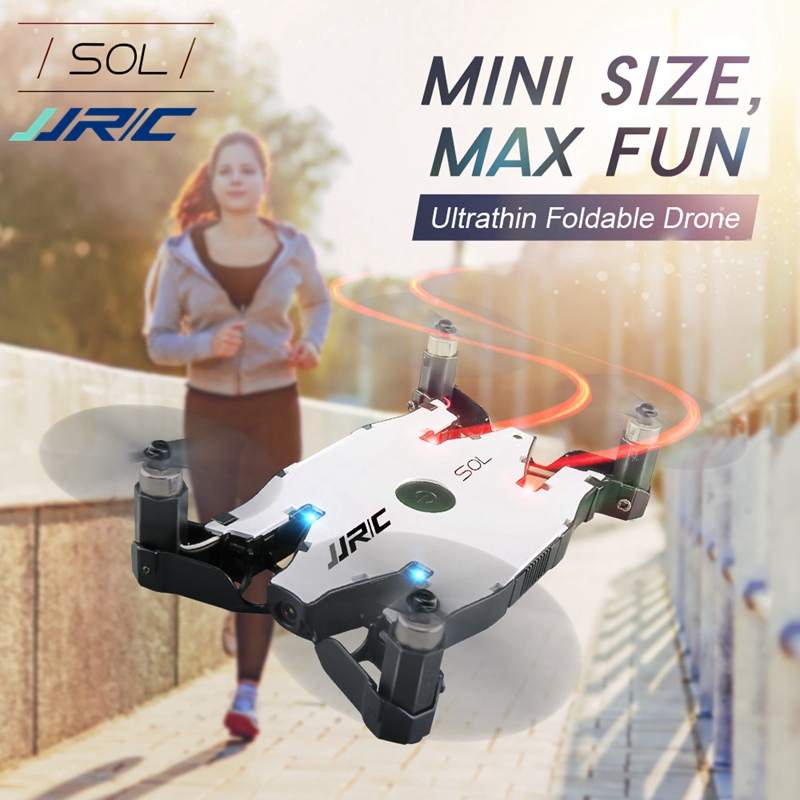 JJRC H49 Wifi FPV Mini Selfie Drone HD Camera Auto Foldable Arm RC Quadcopter Helicopter Christmas Gift Kid VS H37 E57