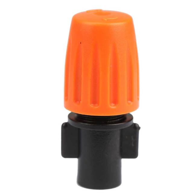 10Pcs Wholesale Adjustable Single Water Misting Sprinkler Nozzle Micro Irrigation Accesories Set For Balcony Garden