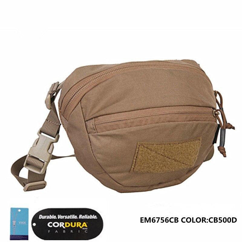 2019 EM sacs de chasse nouveau Maka Style Airsoft sac messager 500D Nylon pour Airsoftsports Paintball Combat tactique pochettes noir