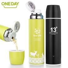 Coche caliente Termo Taza de Aislamiento Termo Taza de Consumición Para Bloqueado Termo Botella Termo de Acero Inoxidable Taza de Café Taza de Té