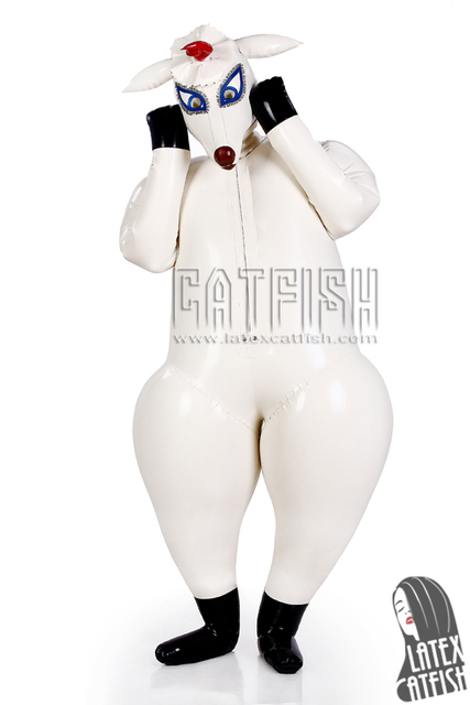 Vixen Cow Inflatable Latex Suit  sc 1 st  AliExpress.com & Vixen Cow Inflatable Latex Suit-in Menu0027s Costumes from Novelty ...