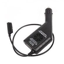Один для двух Батарея + пульт Управление Зарядное устройство 2 в 1 автомобиль Зарядное устройство с USB для DJI Мавик AIR Drone вертолет запасных Запчасти