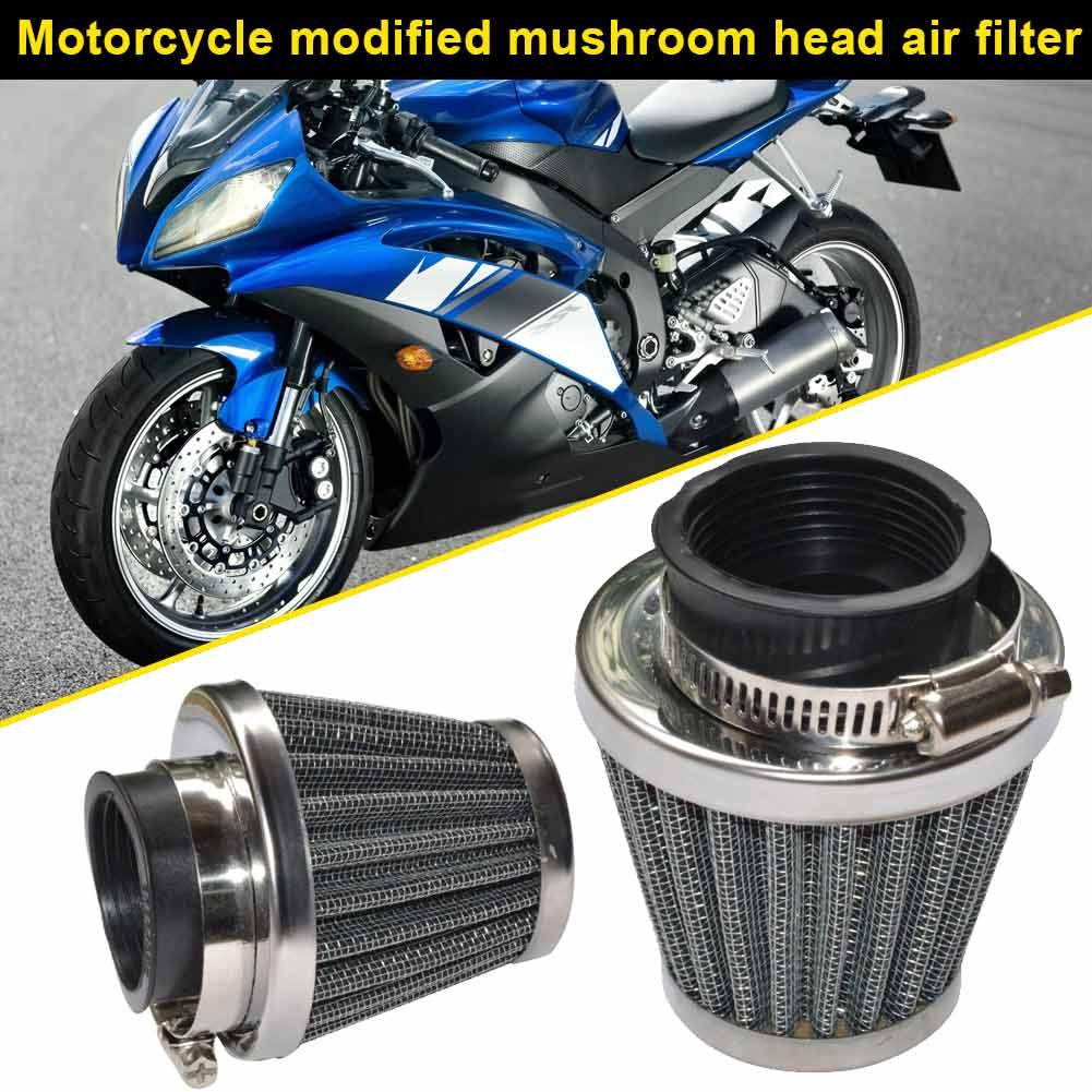 Motors 35/39/48/54/60mm Motorcycle 4pcs Air Pod Filter for Honda Suzuki Yamaha Kawasaki Automotive Tools & Supplies