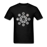 Lost TV Series Dharma T Shirt For Men S