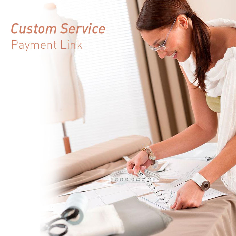 This Is The PAYMENT OF CUSTOM SERVICE , Don't Order This Link Without Other Bellydance Clothing