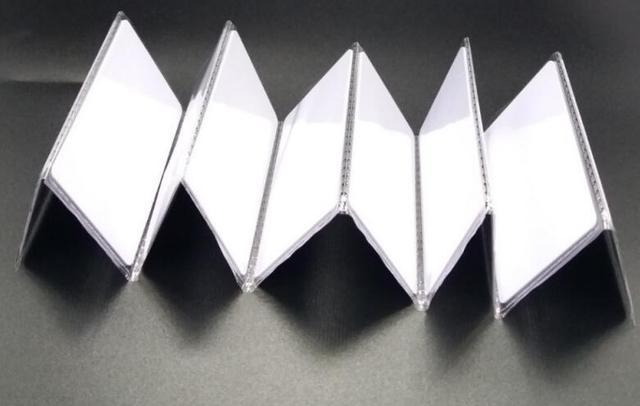 100 Uds. De tarjetas RFID EM4305 T5577, duplicador, copia de tarjeta RFID de 125khz, copia duplicada de proximidad regrabable