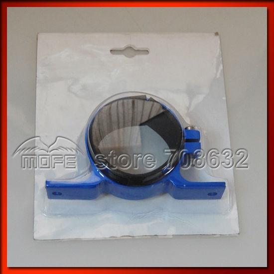 60mm ID Fuel Pump Bracket Anodised Single Filter Clamp Cradle Bosch 044 Black